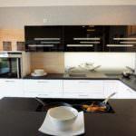 Deigno, Nolte Küchen, Model Lux, Lacklaminat hochglanz weiß, Ausstellung Küchenstudio Seegerer, Vilseck, Landkreis, Amberg-Sulzbach