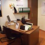 Büroausstattung, Schreibtischanlage, Büromöbel, Maßanfertigung, Schreinerei Adolf Seegerer, Vilseck, Hahnbach, Amberg